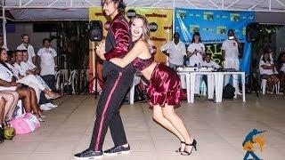 AfricAdançar - Seletiva Brasil - Samuel Paula e Thais Maduro - Show
