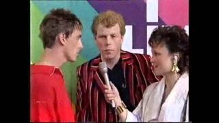 BBC Interview - The Style Council (BBC - Live Aid 7/13/1985)