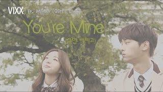 VIXX ft. Minah (Girl's Day) - 그만버티고 (You're Mine)