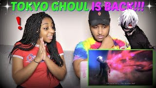 """""""Tokyo Ghoul:re (Season 3)"""" - Official Subtitled Trailer REACTION!!!"""