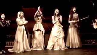 "Celtic Woman at Red rocks doing ""Still Haven't Found What Im Looking For Live"