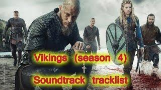 Vikings Season 4 Soundtrack tracklist