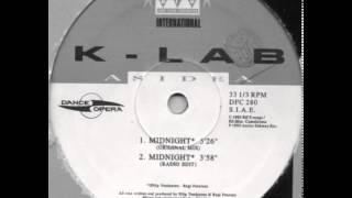 K-Lab - Midnight (12 O'Clock Mix) (B1)