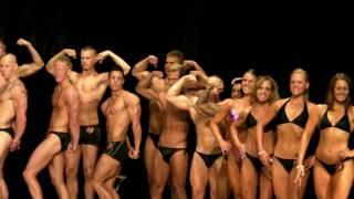 Intro Alla deltagare på Alströmertrofén 2010 A competition for bodybuilding beginners.