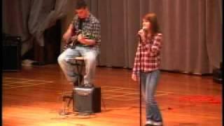 Jake Cassidy and Sarah Sillitoe