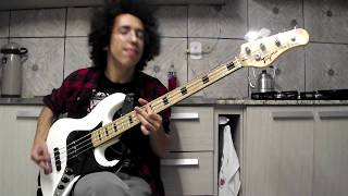 Cage The Elephant - Mess Around (Bass Cover w/ Tabs)