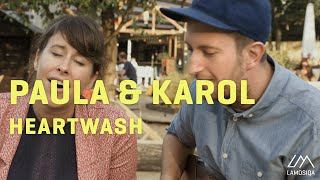 Paula & Karol - Heartwash (Live And Acoustic) 2/2