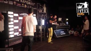 Hiphoplife Freestyle King 3 - Kura Çekilişi (2012) #FK3