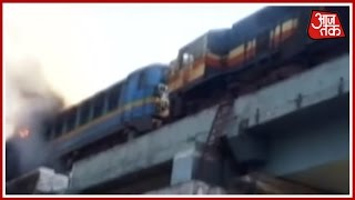 Goods Train Engine Catches Fire In Gujarat, Traffic On Surat-Ahmedabad Route Affected