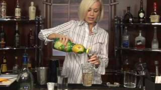 Brandy Mixed Drinks: Part 2 : How to Make the Brandy Fix Mixed Drink