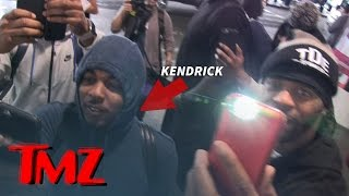 Kendrick Lamar -- You Film Me ... Me and My Boys Will Film You Right Back!   TMZ