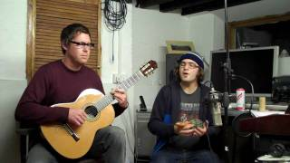 Tom Eno feat. Mr James Bright - Crashing with the Waves (Live in the Studio)