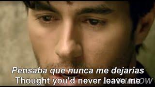 Enrique Iglesias - Heart Attack (Lyrics English/Español Subtitulado) Official Video width=