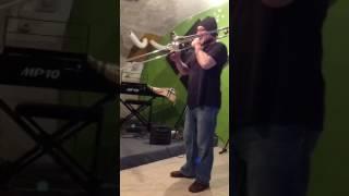 Flintstones (trombone version)