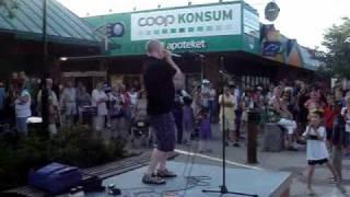 Rockabilly Boogie Harmonica. Live 2010