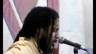 "Stephen Marley ""Mind Control"" Live @ J&R"