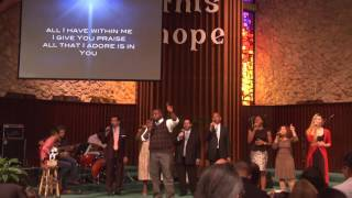 Miami Temple Praise & Worship Lord I Give You My Heart 061816