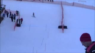 Cowsracing Rylie Hendren Ski Brule Opener USSA