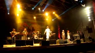 Richie Campbell & 911 Band - Love is an Addiction @ Afrika Tage 2015