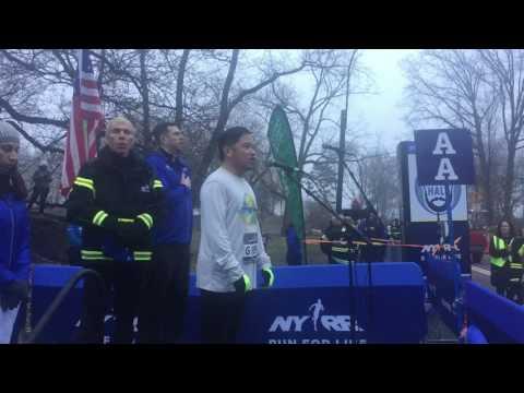 fred lebow manhattan half marathon