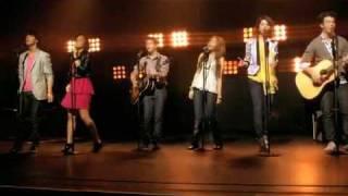 Selena Gomez,Jonas Brothers,Demi Lovato,Miley Cyrus(Disney's Friends For Change) - Send It On