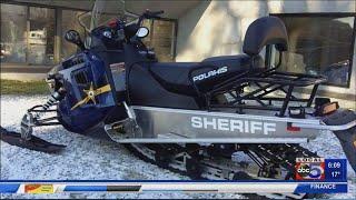 Iowa County looking for snowmobile volunteers