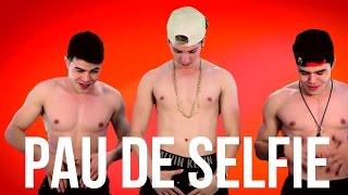 Berti - Pau de Selfie (DJ Marcelinho e DJ Kelvinho) - Lançamento Oficial 2015