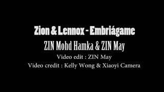 Zion & Lennox - Embriágame | ZIN Mohd Hamka & ZIN May