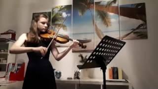 "David Guetta ""Dangerous"" Violin Cover by M-Bee"