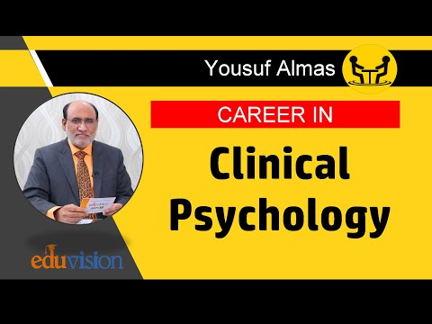 Career in Clinical Psychology | Yousuf Almas
