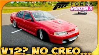 FORD FALCON GT-INCONTROLABLE! | FORZA HORIZON 3 #69 | DEWRON