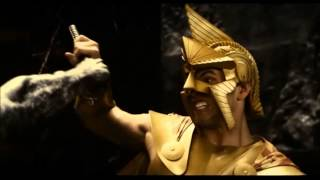 Immortals - Gods vs Titans [Full Fight Scene] HQ