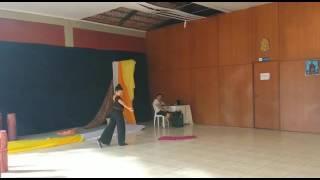 No Silêncio Ministério Zoe coreografia
