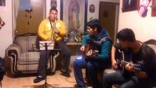 Solo con verte - Banda MS (JuanDa Natividad Sax Cover)
