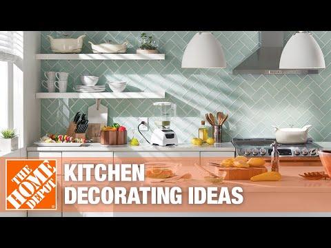 popular kitchen decor ideas