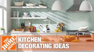 popular kitchen decor ideas