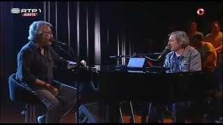 Jorge Palma e Sérgio Godinho 'Medley' - Pedro Fernandes - 5 Para a Meia-Noite