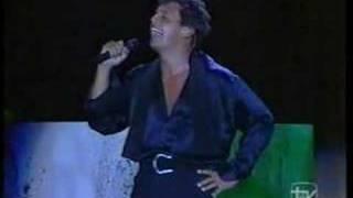 Luis Miguel-La Media Vuelta en vivo  Santiago,Chile 97