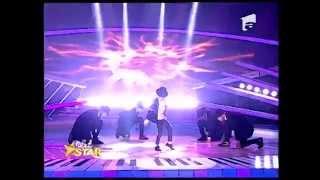 Adam Chițu, dans ca Michael Jackson