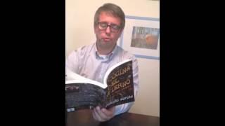 """""""La cocina del infierno"""", nuevo libro de relatos del escritor peruano Fernando Morote."""