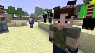 Minecraft - La sabbia brucia !