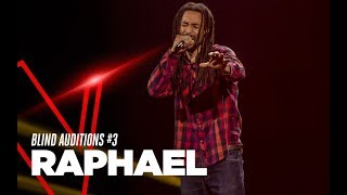 """Raphael  """"With My Own Two Hands"""" - Blind Auditions #3 - TVOI 2019"""