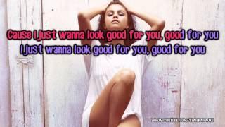 Selena Gomez ft. A$AP Rocky - Good For You  [Karaoke/Instrumental]