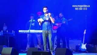 Rahul te Modi da Match Kejriwal Nazare lai gaya Babbu Maan Live in Toronto 2014