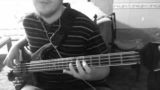 NWA  Express Yourself - Bass Play along