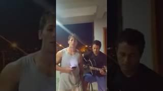 Tiago cantando aleluia 😍