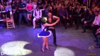 Baila Mundo - Gabriel e Julia - Música: Te possuir (Campeonato Vortex Dancer's)