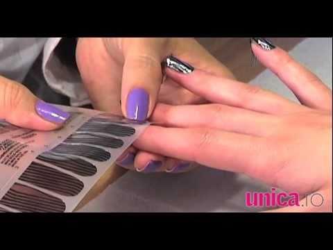 Cum să-ţi faci manichiură Minx ca vedetele!