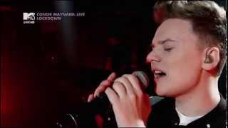 This is My Version (Heartbreak) - Conor Maynard Live Lockdown on MTV Live 2015