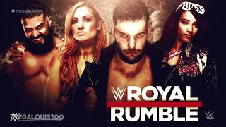 "WWE Royal Rumble 2019 Official Theme Song - ""We Got The Power"" with download link"